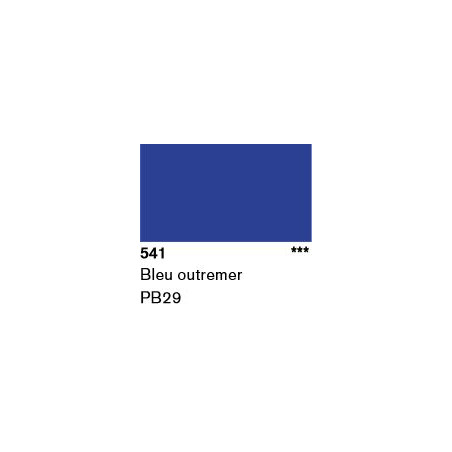 LASCAUX GOUACHE RESONANCE 50ML 541 OUTREMER...SUP/FRS.../A EFFACER