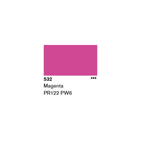 LASCAUX GOUACHE RESONANCE 50ML 532 MAGENTA...SUP/FRS.../A EFFACER