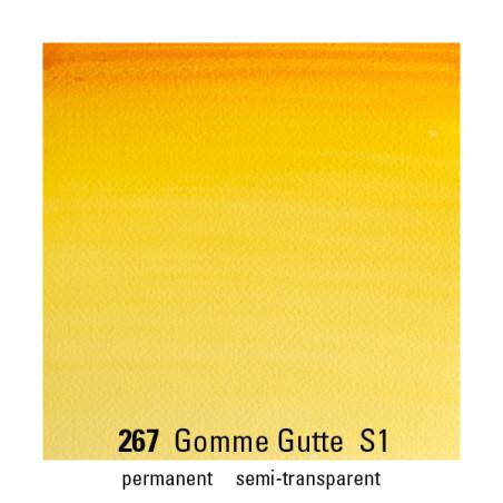 WINSOR&NEWTON AQUARELLE 1/2 GODET S1 267 GOMME GUTTE