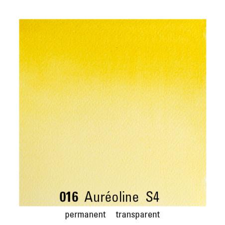 WINSOR&NEWTON AQUARELLE 1/2 GODET S4 016 AUREOLINE