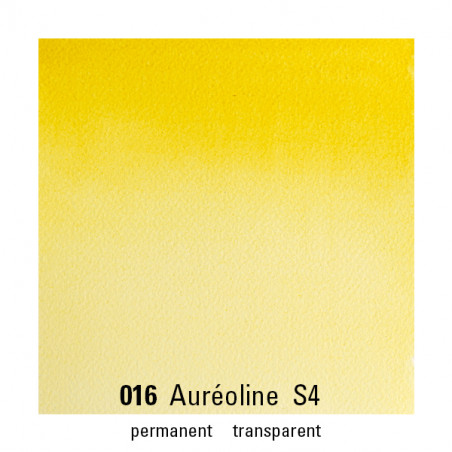WINSOR&NEWTON AQUARELLE 14ML S4 016 AUREOLIN