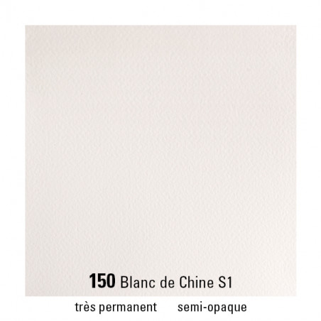 WINSOR&NEWTON AQUARELLE 5ML S1 150 BLANC DE CHINE