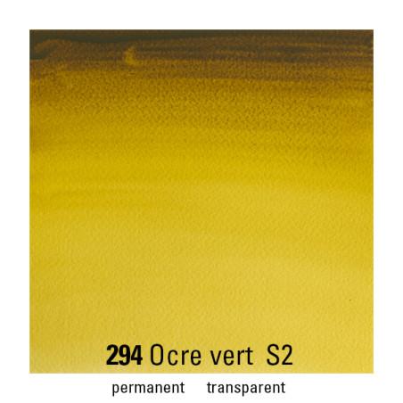 WINSOR&NEWTON AQUARELLE GODET S2 294 OR VERT 294