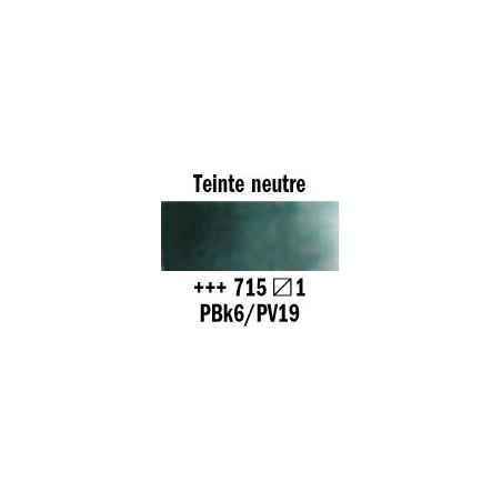 REMBRANDT AQUARELLE 1/2 GODET S1 715 TEINTE NEUTRE