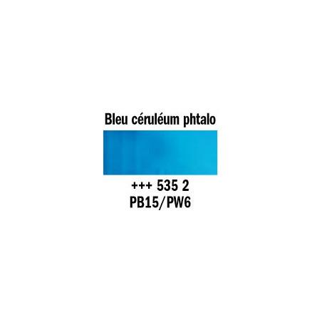 REMBRANDT AQUARELLE 1/2 GODET S2 535 CERULEUM PHTALO