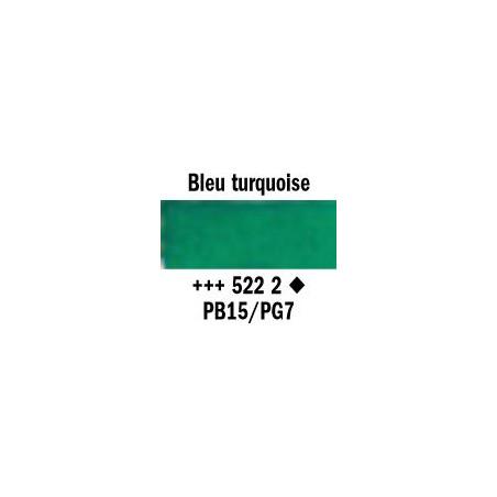 REMBRANDT AQUARELLE 1/2 GODET S2 522 TURQUOISE
