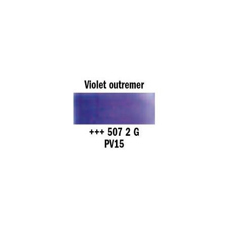 REMBRANDT AQUARELLE 1/2 GODET S2 507 OUTREMER VIOLET
