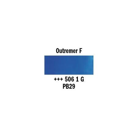 REMBRANDT AQUARELLE 1/2 GODET S1 506 OUTREMER FONCE