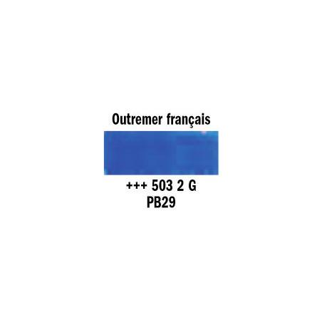 REMBRANDT AQUARELLE 1/2 GODET S2 503 OUTREMER FRACAIS