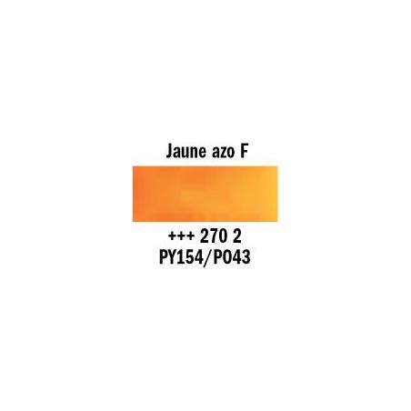 REMBRANDT AQUARELLE 1/2 GODET S2 270 JAUNE AZO FONCE