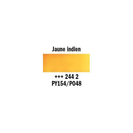 REMBRANDT AQUARELLE 1/2 GODET S2 244 JAUNE INDIEN