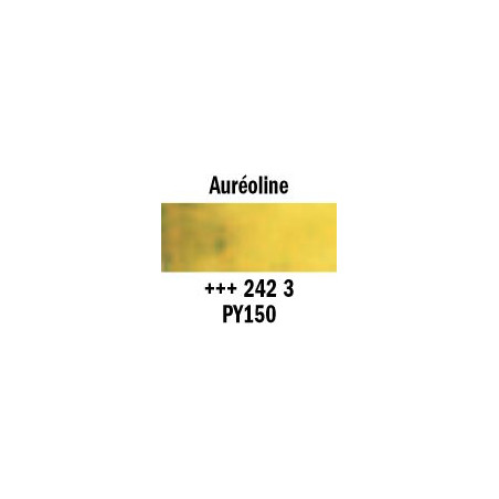 REMBRANDT AQUARELLE 1/2 GODET S3 242 AURCO JAUNE