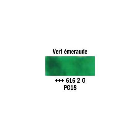 REMBRANDT AQUARELLE 1/2 GODET S2 616 EMERAUDE