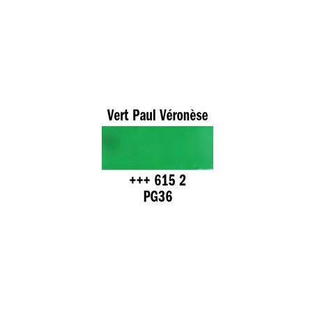 REMBRANDT AQUARELLE 1/2 GODET S2 615 VERT VERONESE