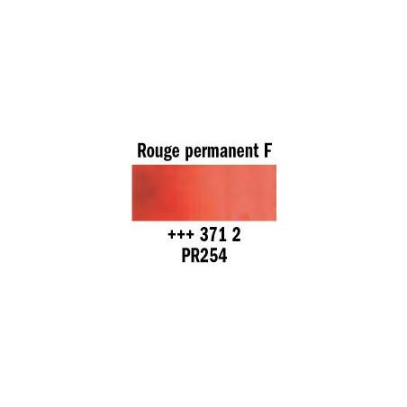 REMBRANDT AQUARELLE 1/2 GODET S2 371 ROUGE PERM.FONCE