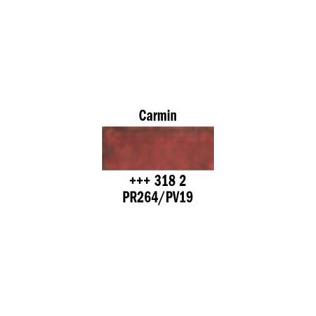 REMBRANDT AQUARELLE 1/2 GODET S2 318 CARMIN