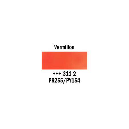 REMBRANDT AQUARELLE 1/2 GODET S2 311 VERMILLION