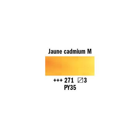 REMBRANDT AQUARELLE 1/2 GODET S3 271 JAUNE CAD.MOYEN