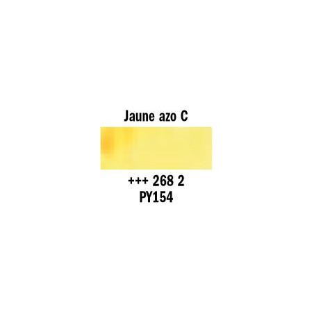 REMBRANDT AQUARELLE 1/2 GODET S2 268 JAUNE AZO CLAIR