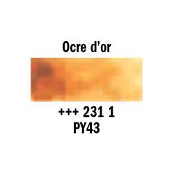 REMBRANDT AQUARELLE 1/2 GODET S1 231 OCRE OR