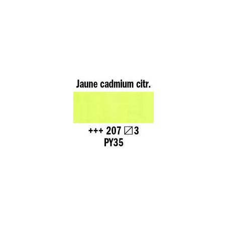REMBRANDT AQUARELLE 1/2 GODET S3  207 JAUNE CAD.CIAIR