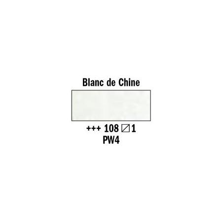 REMBRANDT AQUARELLE 1/2 GODET S1 108 BLANC CHINE