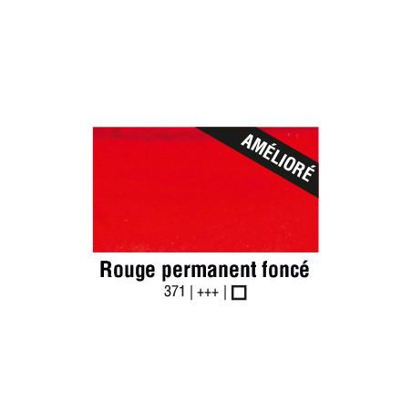 VAN GOGH AQUARELLE ROUGE PERMANENT FONCE 1/2 GODET