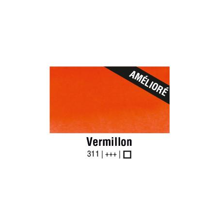 VAN GOGH AQUARELLE VERMILLON 1/2 GODET