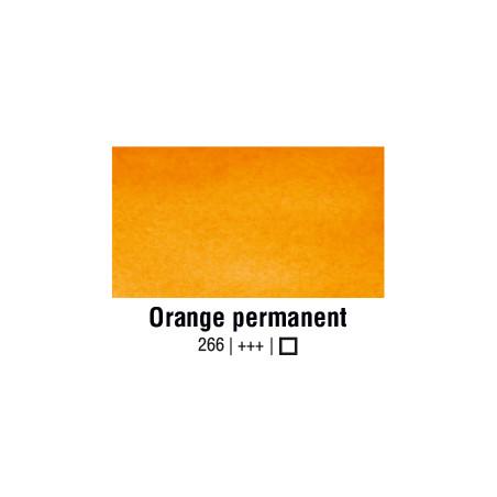VAN GOGH AQUARELLE ORANGE PERMANENT 1/2 GODET