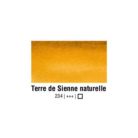 VAN GOGH AQUARELLE TERRE DE SIENNE NATURELLE 1/2 GODET