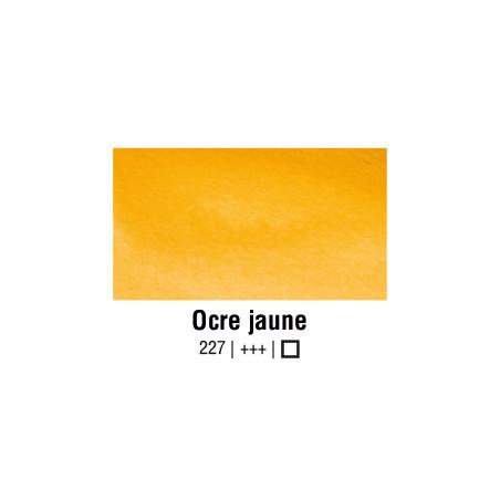 VAN GOGH AQUARELLE OCRE JAUNE 1/2 GODET