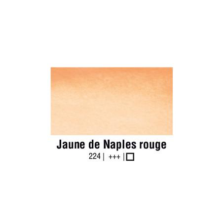 VAN GOGH AQUARELLE JAUNE DE NAPLES ROUGE 1/2 GODET