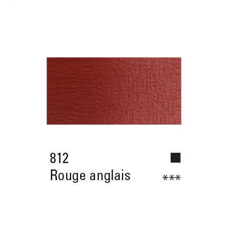 BOESNER HUILE 200ML 812 ROUGE ANGLAIS