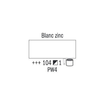 VAN GOGH HUILE 60ML S1 104 BLANC DE ZINC