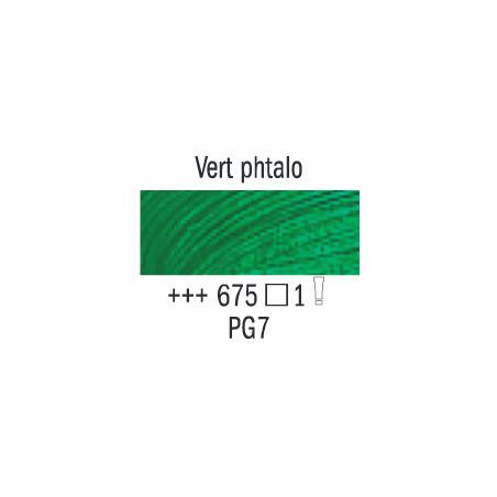 VAN GOGH HUILE 60ML S1 675 VERT PHTALO
