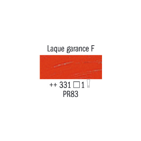VAN GOGH HUILE 60ML S1 331 LAQUE GARANCE FONCEE