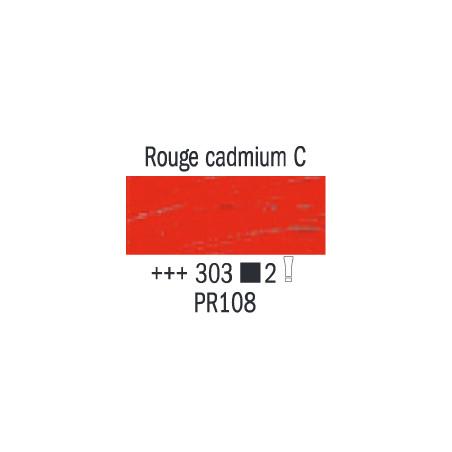 VAN GOGH HUILE 60ML S2 303 ROUGE CADMIUM CLAIR