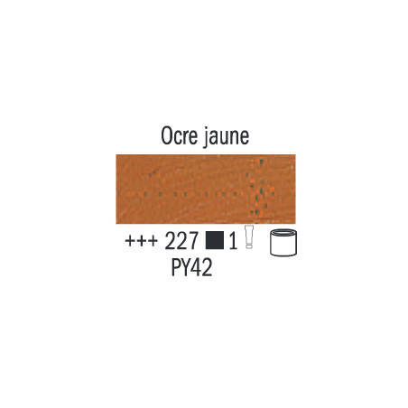 VAN GOGH HUILE 60ML S1 227 OCRE JAUNE
