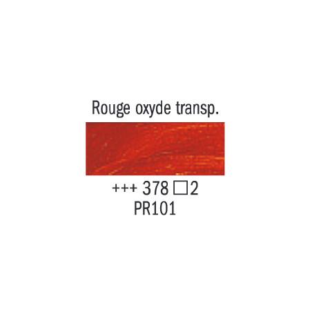 VAN GOGH HUILE 20ML S2 378 ROUGE OXYDE TRANSPARENT