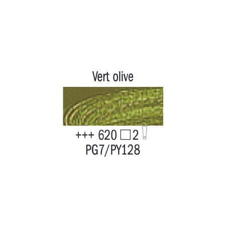 VAN GOGH HUILE 20ML S2 620 VERT OLIVE 20ML