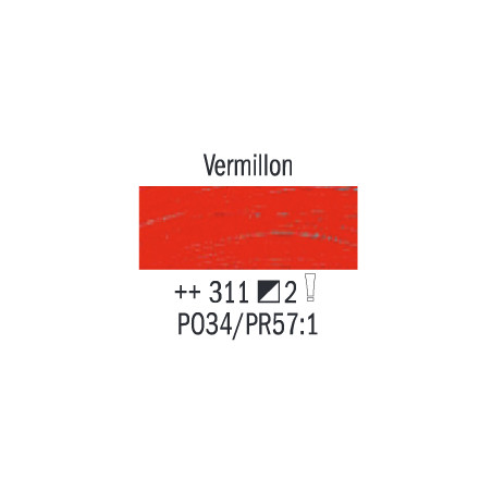 VAN GOGH HUILE 20ML S2 311 VERMILLON