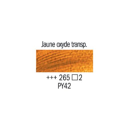 VAN GOGH HUILE 20ML S2 265 JAUNE OXYDE TRANSP
