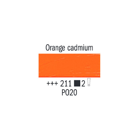 VAN GOGH HUILE 20ML S2 211 ORANGE CADMIUM