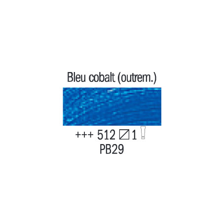 VAN GOGH HUILE 20ML S1 512 BLEU COBALT OUTREMER