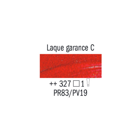 VAN GOGH HUILE 20ML S1 327 LAQUE GARANCE CLAIR