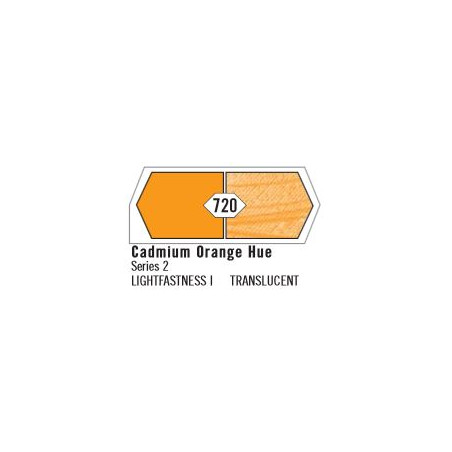 LIQUITEX HEAVY BODY ACRYLIQUE 59ML S2 720 ORANGE IMIT CAD...SUP...
