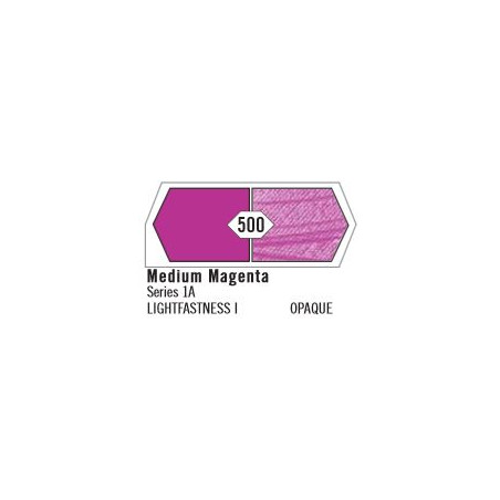 LIQUITEX HEAVY BODY ACRYLIQUE 59ML S1A 500 MAGENTA MOYEN