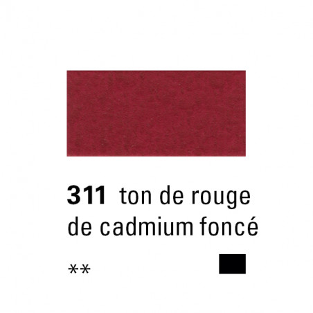 LIQUITEX BASICS ACRYL 118ML 311 ROUGE CAD.FONCE