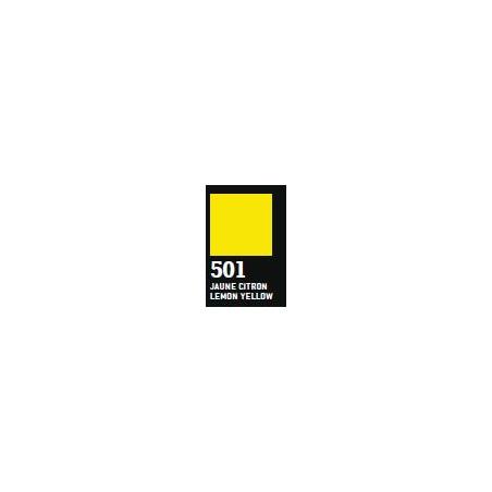 RAPHAEL ACRYLIQUE SATINEE 100ML 501 JAUNE CITRON