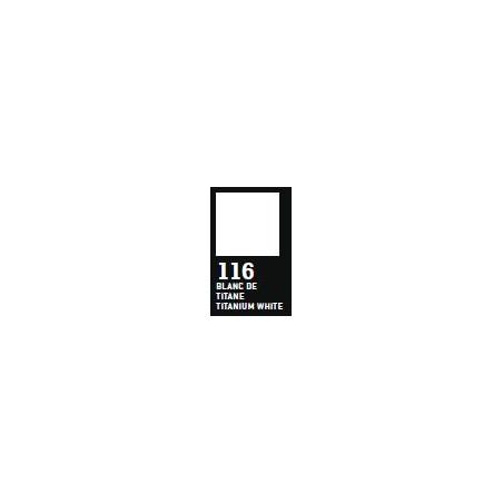 RAPHAEL ACRYLIQUE SATINEE 100ML 116 BLANC TITANE